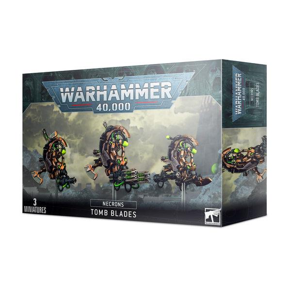 Warhammer 40,000 Necrons: Tomb Blades