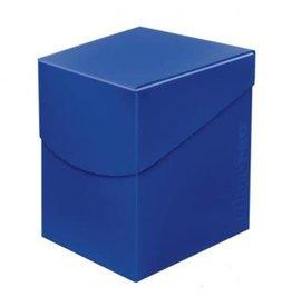 Ultra Pro Pro 100+ Eclipse Deck Box Pacific Blue