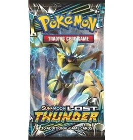 Pokemon Lost Thunder Booster Pack