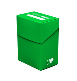 Ultra Pro Deck Box Lime Green