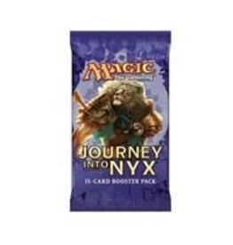 Magic: The Gathering Journey Into Nyx - Booster Pack
