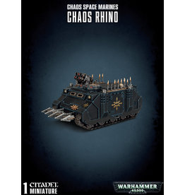Warhammer 40,000 Chaos Space Marines: Rhino