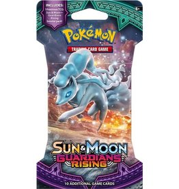 Pokemon Guardians Rising Sleeved Booster