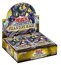 Konami Phantom Rage Booster Box [1st Edition]
