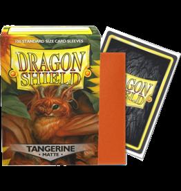 Arcane Tinmen Dragon Shield Tangerine Matte 100 Standard