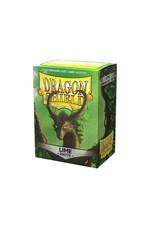 Arcane Tinmen Dragon Shield Lime Matte 100 Standard