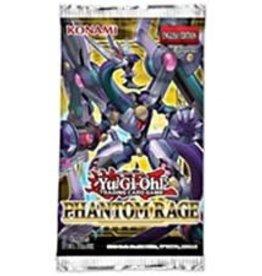 Konami Phantom Rage Booster Pack [1st Edition]
