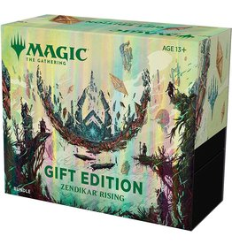 Magic: The Gathering Zendikar Rising - Bundle Gift Edition