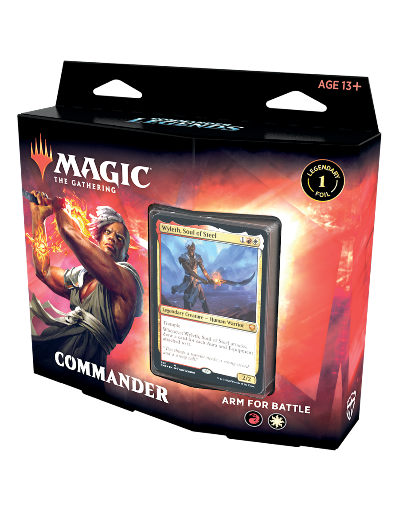 Commander Legends - Arm for Battle Commander Deck