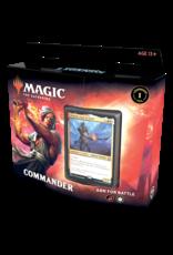 Magic: The Gathering Commander Legends - Arm for Battle Commander Deck