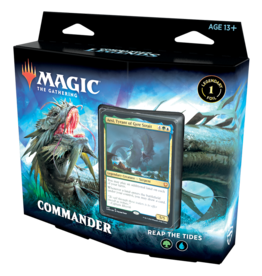 Magic: The Gathering Commander Legends - Reap the Tides Commander Deck