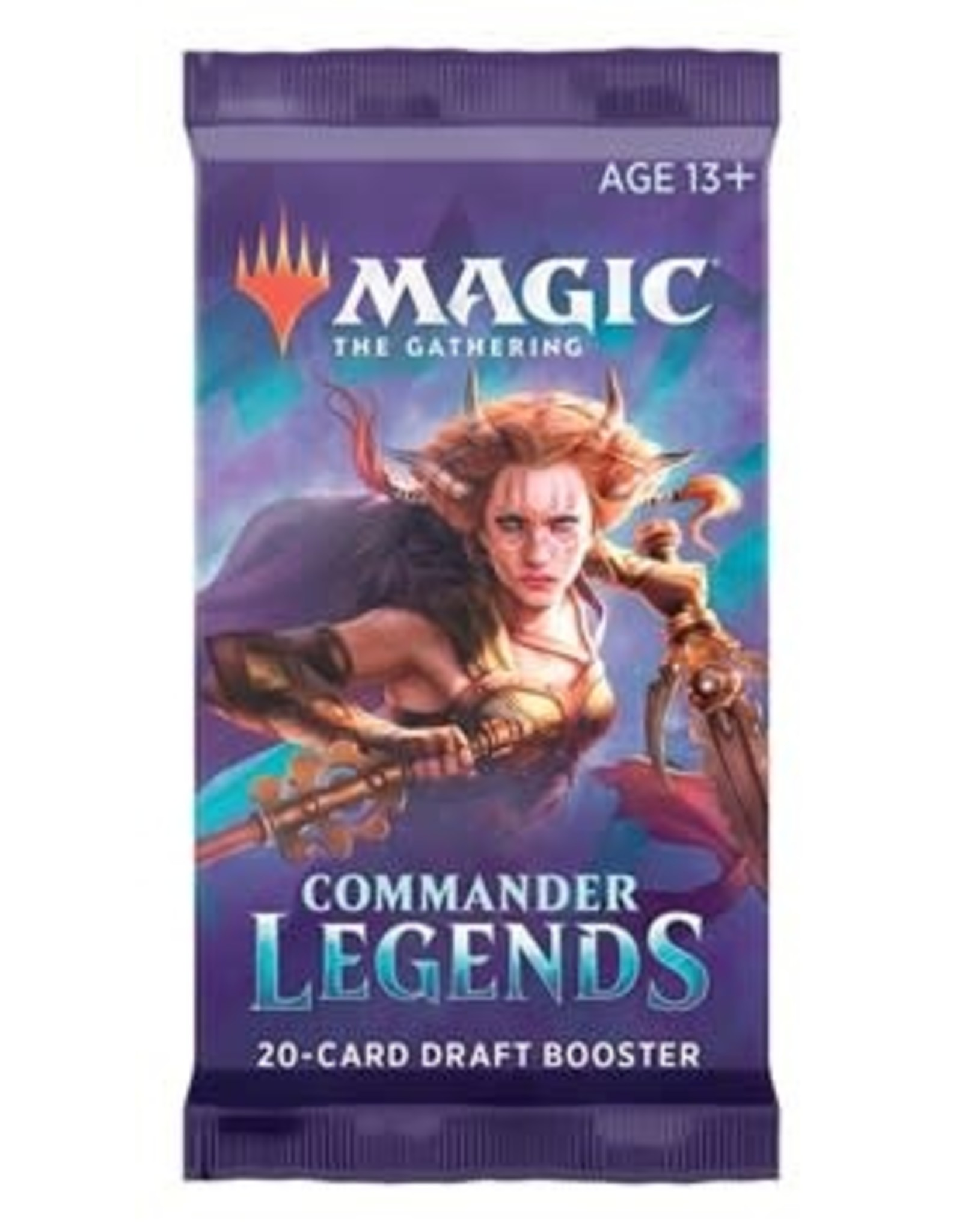 Commander Legends - Draft Booster Pack