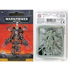 Warhammer 40,000 Chaos Lord with Jump Pack