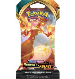 Pokemon Darkness Ablaze Sleeved Booster Pack