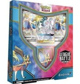 Pokemon Zacian V League Battle Deck