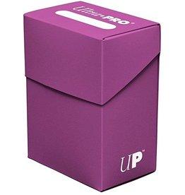 Ultra Pro Deck Box Plum