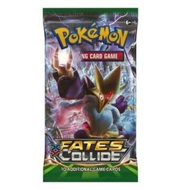 Pokemon XY Fates Collide Sleeved Booster