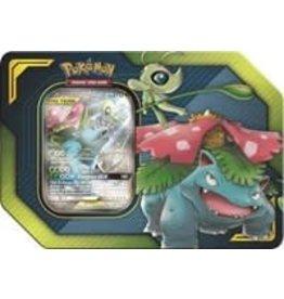Pokemon TAG TEAM Tin [Celebi & Venusaur GX]