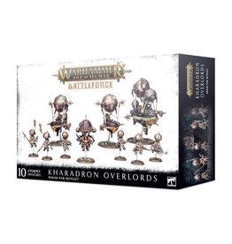 Warhammer Age of Sigmar Kharadron Overlords Battleforce – Barak-Nar Skyfleet