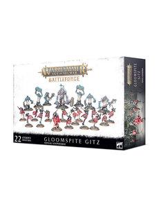 Warhammer Age of Sigmar Gloomspite Gitz Battleforce – Fungal Loonhorde