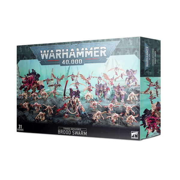 Warhammer 40,000 Tyranids: Battleforce – Brood Swarm