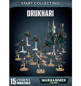 Warhammer 40,000 Start Collecting! Drukhari