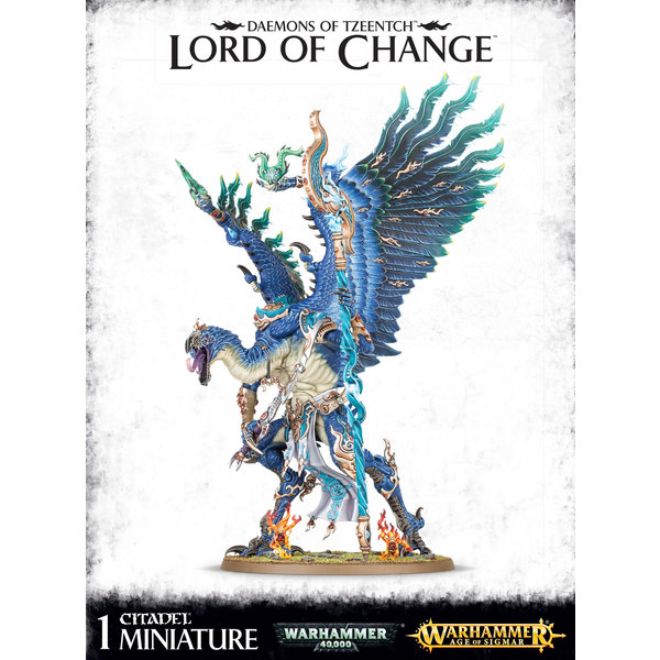 Warhammer Age of Sigmar Daemons of Tzeentch: Lord of Change