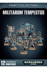 Warhammer 40,000 Start Collecting! Militarum Tempestus