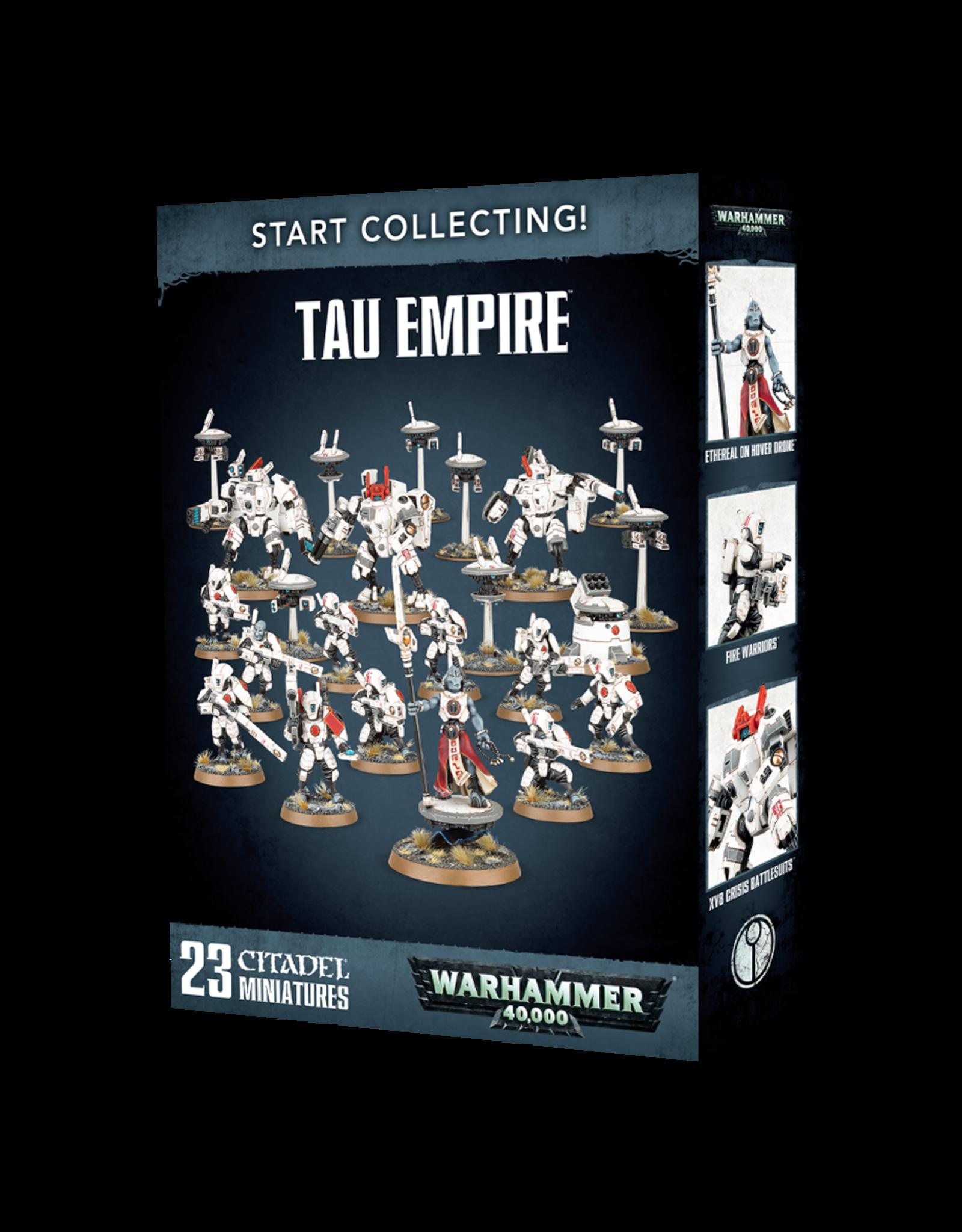 Warhammer 40,000 Start Collecting! Tau Empire