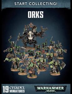 Warhammer 40,000 Start Collecting! Orks
