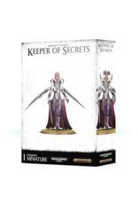 Warhammer Age of Sigmar Daemons of Slaanesh: Keeper of Secrets