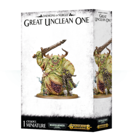 Warhammer Age of Sigmar Daemons of Nurgle: Great Unclean One