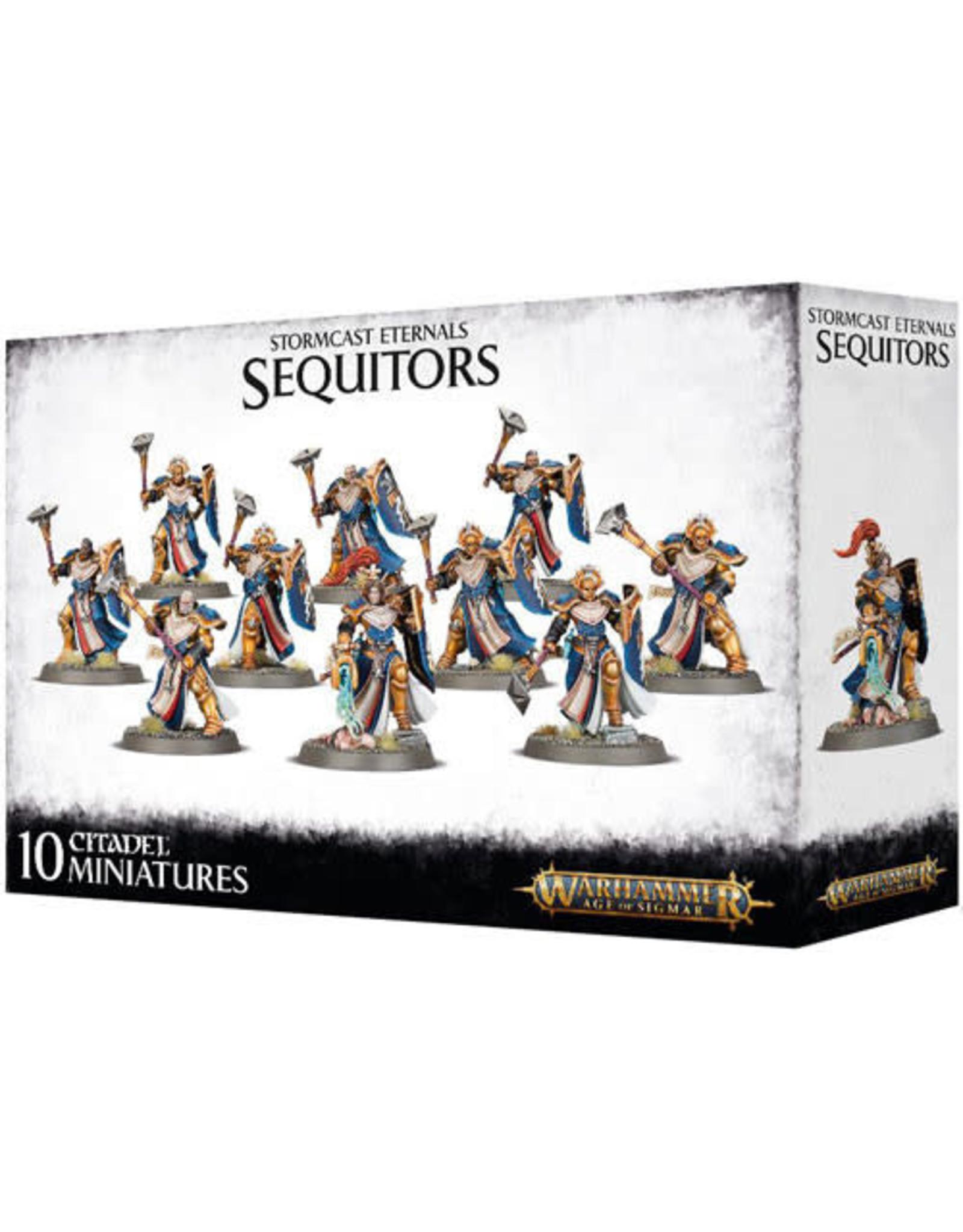Warhammer Age of Sigmar Stormcast Eternals: Sequitors