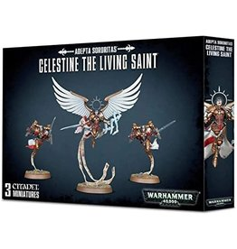 Warhammer 40,000 Adepta Sororitas: Celestine the Living Saint