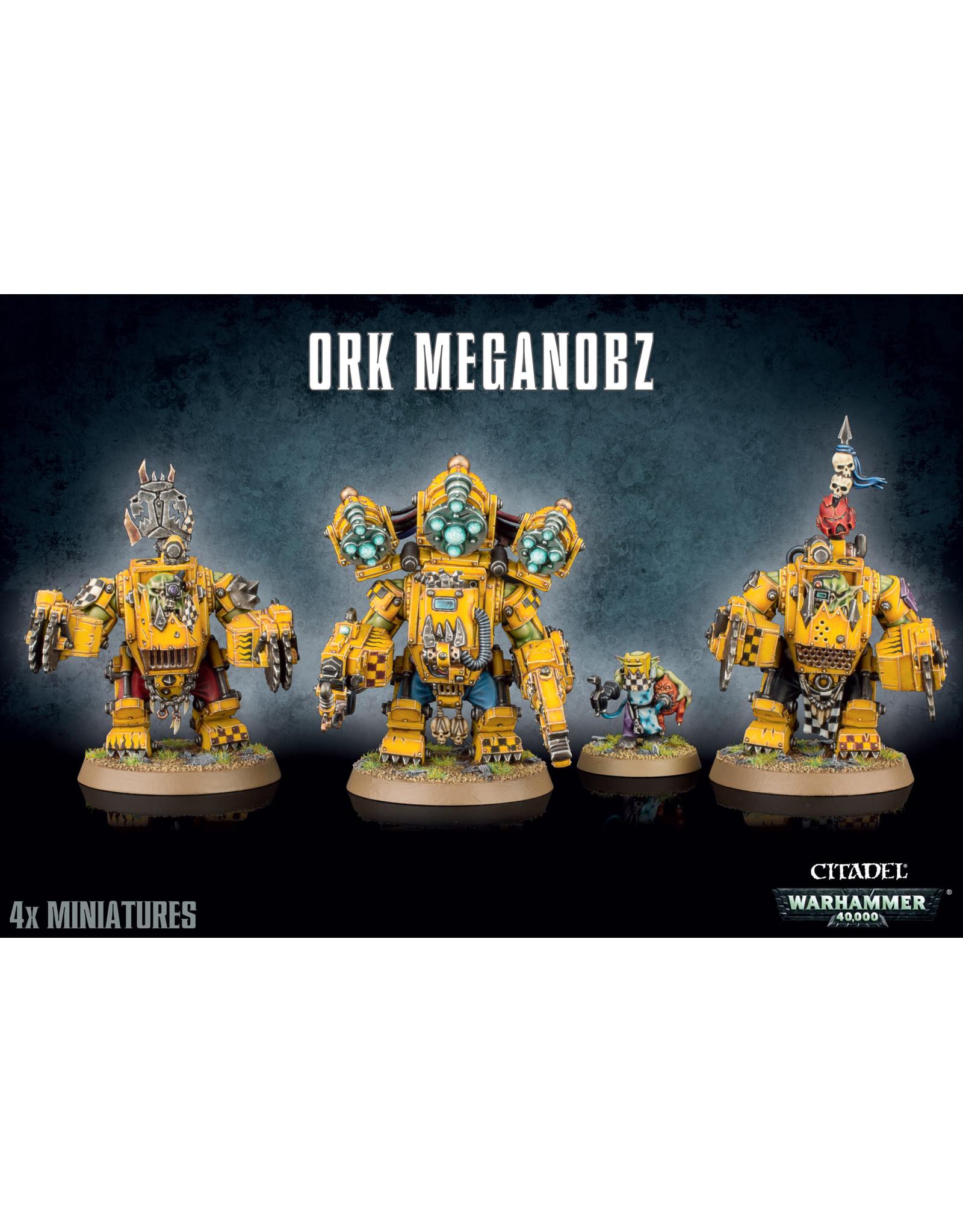 Warhammer 40,000 Ork: Meganobz
