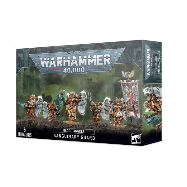 Warhammer 40,000 Blood Angels: Sanguinary Guard