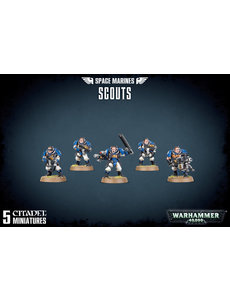 Warhammer 40,000 Space Marines: Scouts