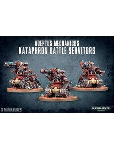 Warhammer 40,000 Adeptus Mechanicus: Kataphron Battle Servitors