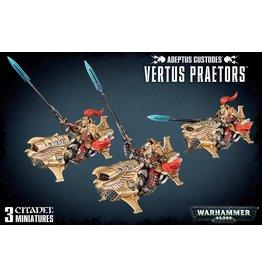 Warhammer 40,000 Adeptus Custodes: Vertus Praetors