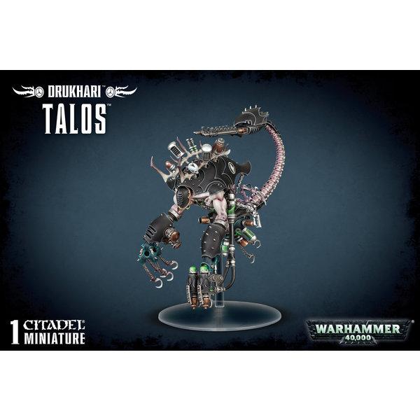 Warhammer 40,000 Drukhari: Talos