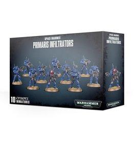 Warhammer 40,000 Space Marines: Primaris Infiltrators