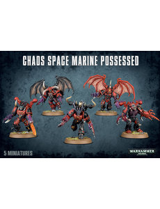 Warhammer 40,000 Chaos Space Marines: Possessed
