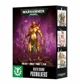 Warhammer 40,000 Death Guard: Poxwalkers