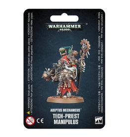 Warhammer 40,000 Adeptus Mechanicus: Tech-Priest Manipulus