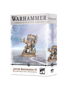 Warhammer Age of Sigmar Jakkob Bugmansson XI Brewmaster - General