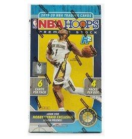 Panini 2019/20 Panini Hoops Premium Stock Basketball Hobby Box
