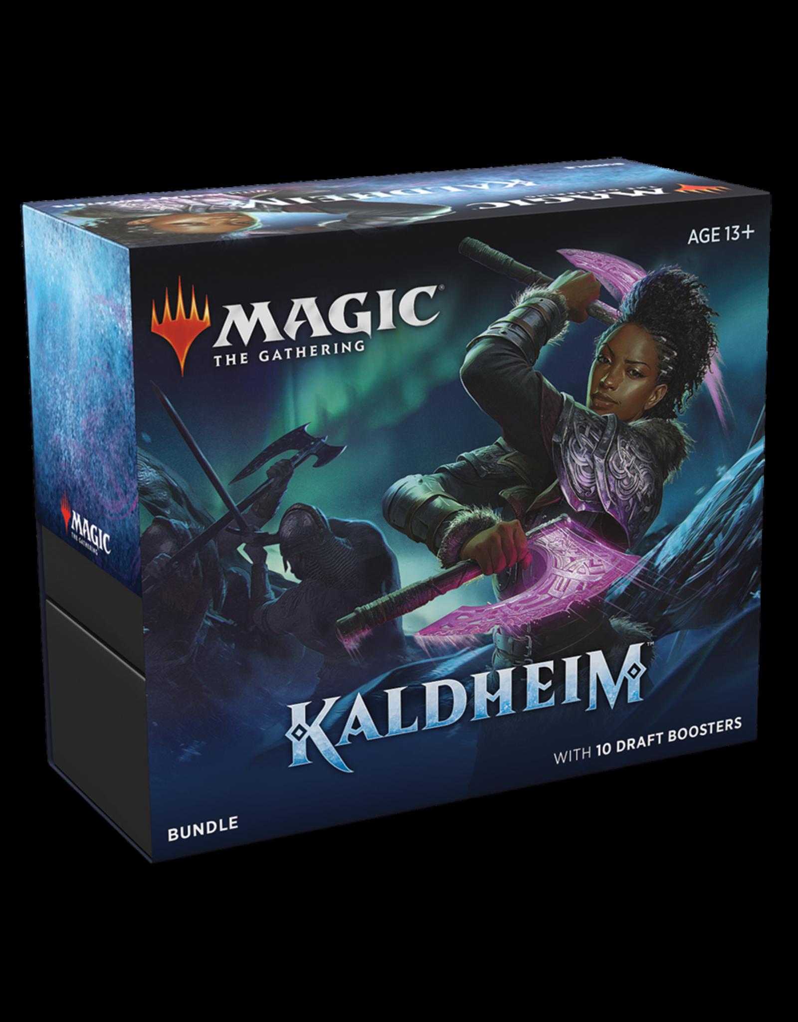 Magic: The Gathering Kaldheim - Bundle
