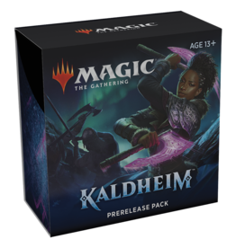 Magic: The Gathering Kaldheim - Prerelease Kit + 2 Free Packs