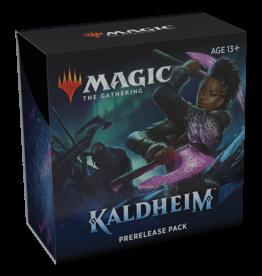 Magic: The Gathering Kaldheim - Prerelease Kit