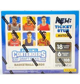 Panini 2020/21 Panini Contenders Draft Picks Basketball Hobby Box
